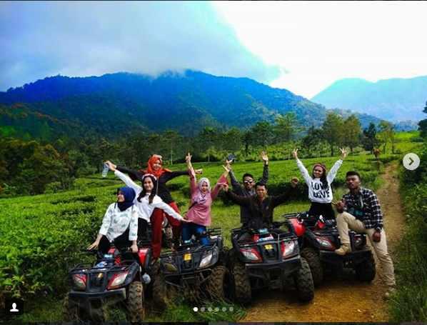 Agro Wisata Gunung Mas Puncak Bogor