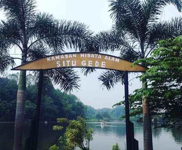 Kawasan Wisata Alam Situ Gede Cifor Bogor