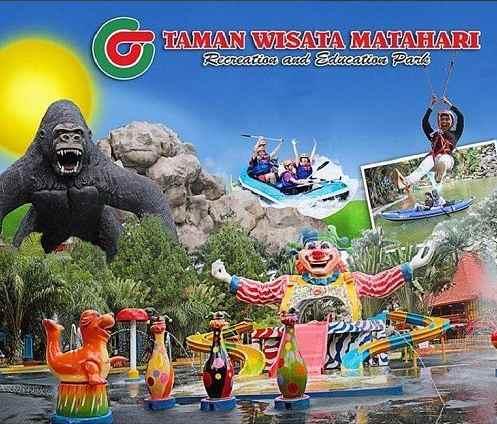 Taman Wisata Matahari Puncak Bogor Jawa Barat