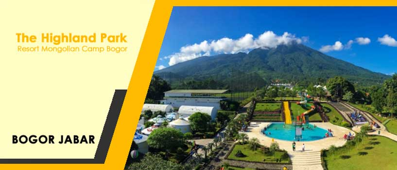The Highland Park Resort Mongolian Camp Bogor