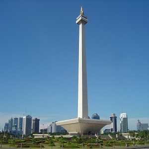 Tempat Wisata di Jakarta Tugu Monumen Nasional Monas