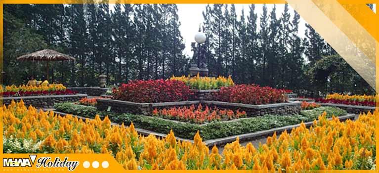 wisata puncak bogor melrimba garden
