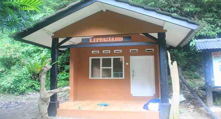 Fasilitas Wisata Citumang Green Valley Pangandaran