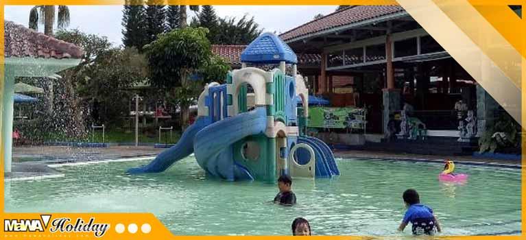Wahana Air Kota Bunga Bogor