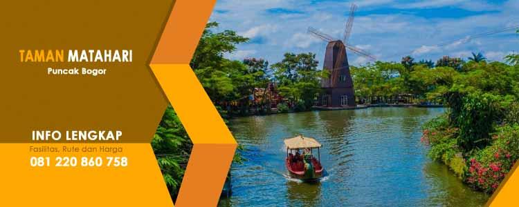 Wisata Taman Matahari Puncak Bogor