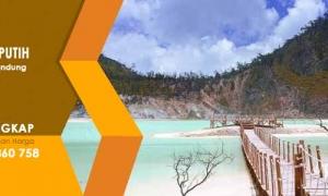 Wisata Kawah Putih Ciwidey Bandung