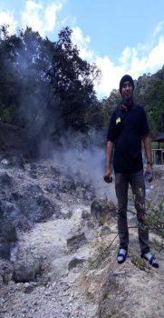 Kawah Rengganis Cibuni Ciwidey Kabupaten Bandung