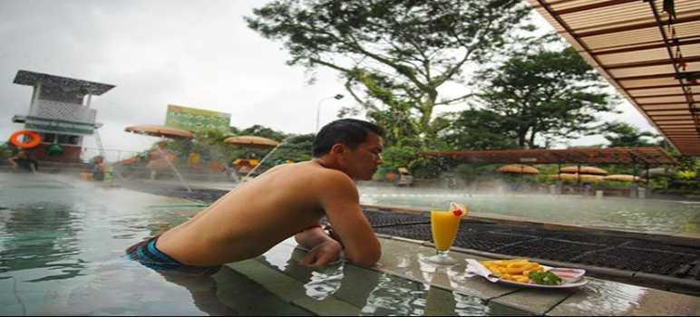Pemandian Air Panas Sari Ater Ciater Subang Bandung