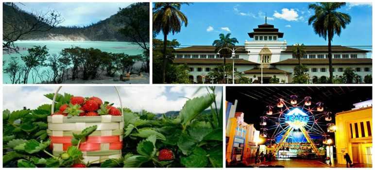 Paket Wisata Bandung dari Jakarta Murah 2018