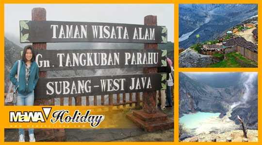 Paket Wisata Tangkuban Perahu Lembang Bandung