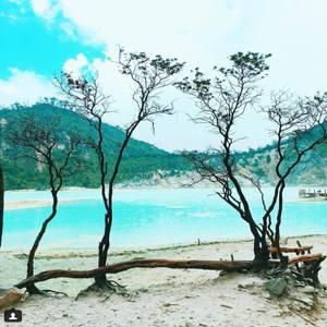 Paket Wisata Kawah Putih Ciwidey Bandung Selatan