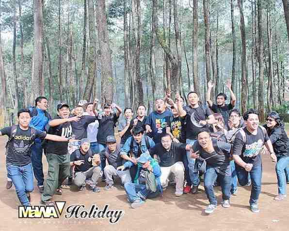 Paket Outbound Lembang - Cikole Bandung Murah