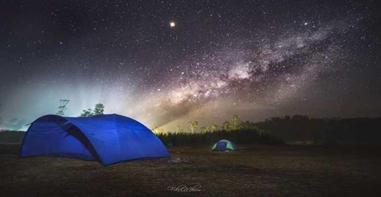Tempat Camping di Ranca Upas Ciwidey Bandung