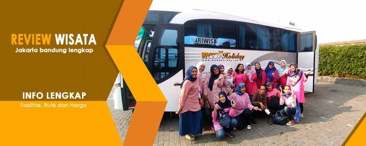 Tour Ke Bandung Bersama Mawa Holiday Dari Jakarta