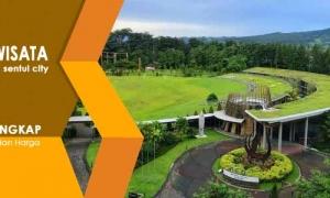 Review tempat wisata taman budaya sentul city