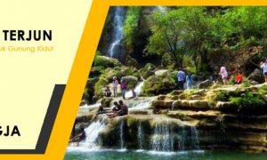 Air Terjun Sri Gethuk Gunung Kidul Yogyakarta