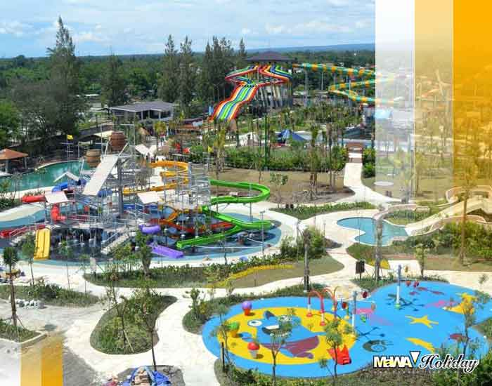 Jogja bay adventure water park
