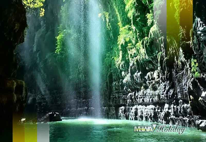 Cukang taneuh green canyon pangandaran