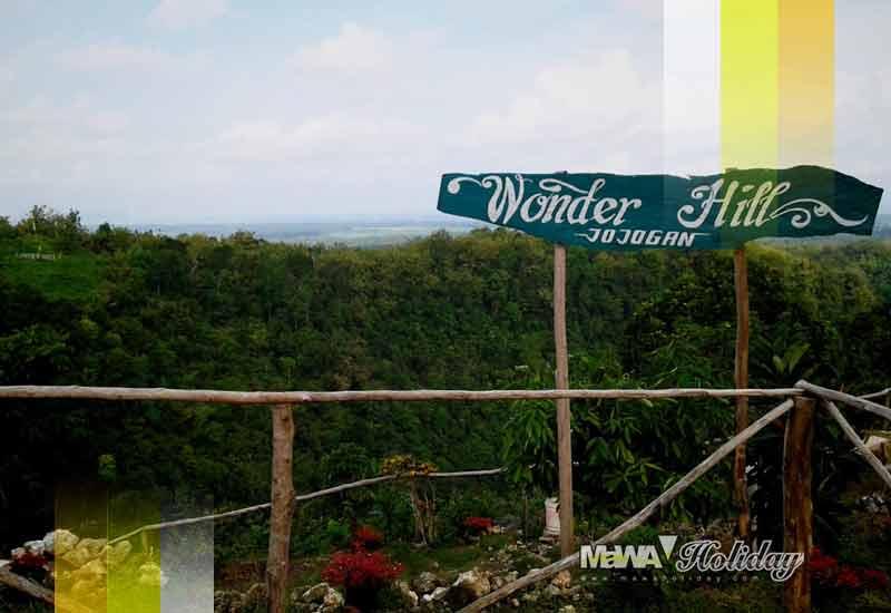Jojogan Wonder Hill Pangadaran