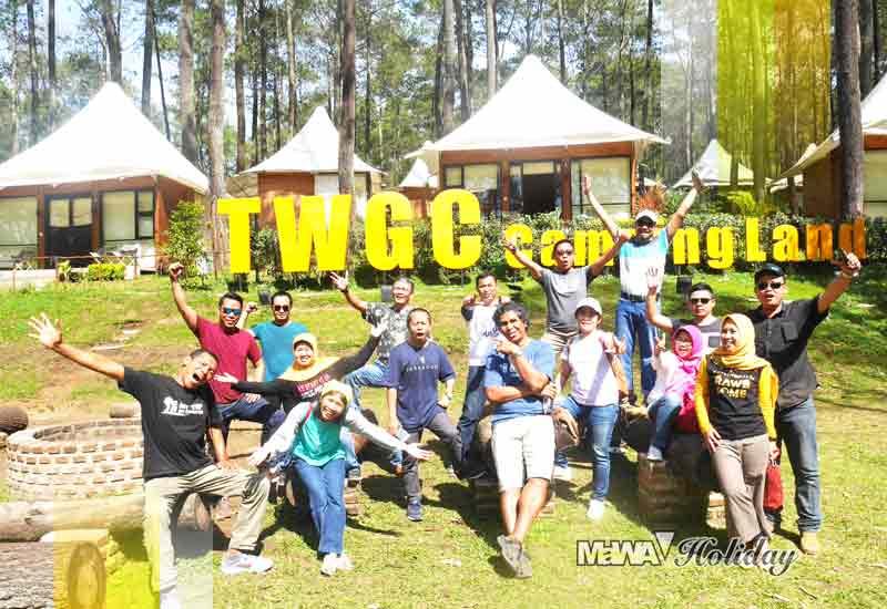 Workshop gathering wisata bandung