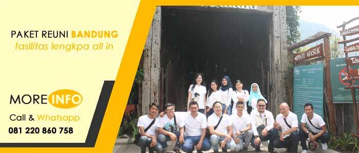 Paket Reuni Bandung