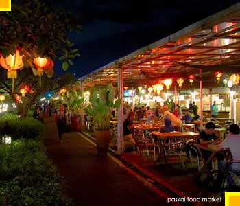 Pakal food market bandung - Wisata kuliner nusantara