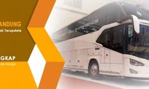 Sewa bus pariwisata bandung pangandaran harga murah bersahabat