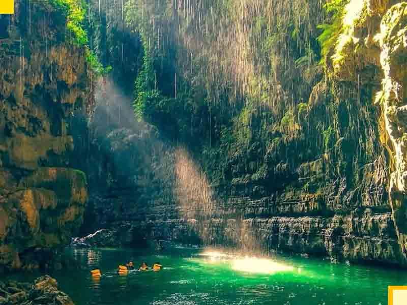 Green canyon cukang taneuh Pangandaran