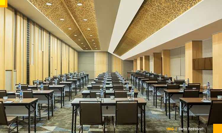 Meeting room Swiss Belresort dago
