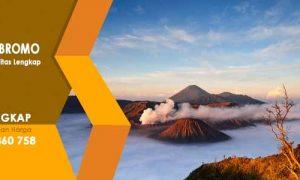 Open trip Gunung Bromo Dari Bandung